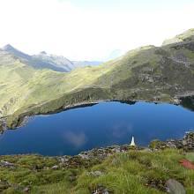 Národní park Khangchendzonga najdete v himálajském státě Sikkim. Jeho součástí je mimo jiné i třetí nejvyšší hora světa Kančendžanga.