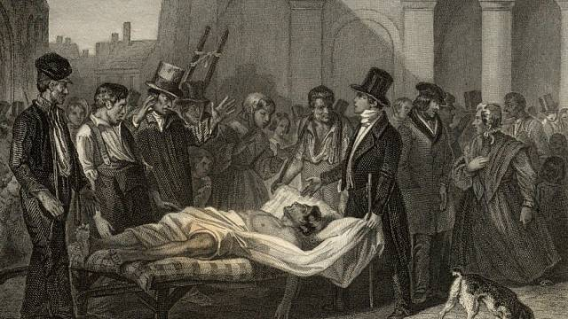 V 19. století si lékaři s cholerou nevěděli rady.