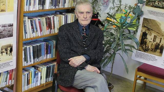 Profesor Robert Kvaček.