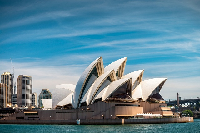 Opera v Sydney je na seznamu Světového dědictví UNESCO od 29. června 2007
