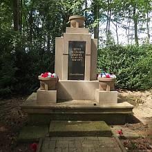 Lesní hřbitov v Dětřichově