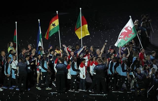 Závěrečný ceremoniál Her Commonwealthu