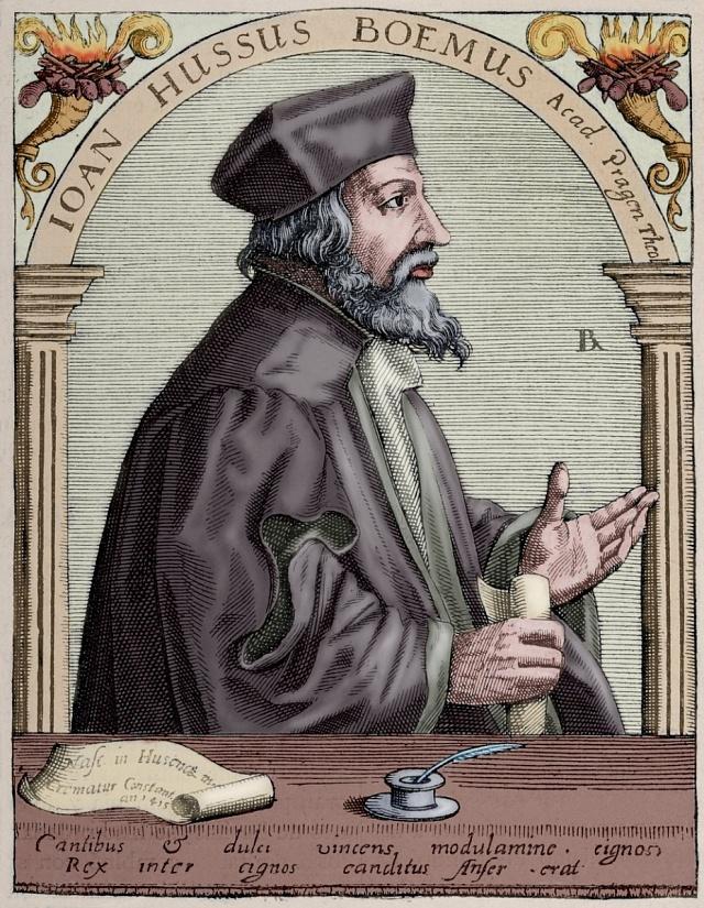 Mistr Jan Hus - symbol pravdy
