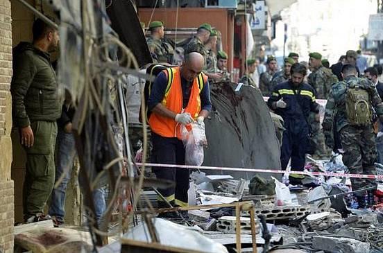 12. 11. 2015, Bejrút, Libanon, 43 mrtvých