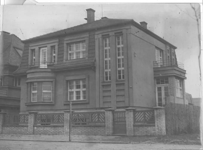 Rodný dům Vladimíra Hradce