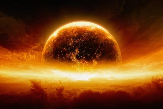 Janovo Zjevení inspirovalo spekulace o konci světa.