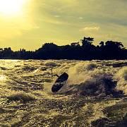 Bílý Nil v Ugandě