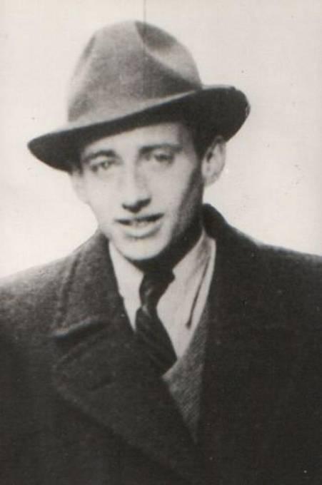Jeden z členů odbojové skupiny Jan Oestereicher