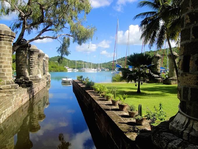 Ostrovní stát v Karibiku Antigua a Barbuda dostal na seznam místní loděnici a přilehlé archeologické naleziště.