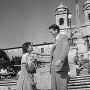 V Prázdninách v Římě si Audrey Hepburnová zahrála po boku Gregoryho Pecka