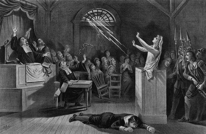 Salemské procesy