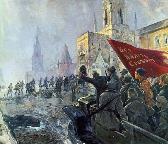 Bolševická revoluce
