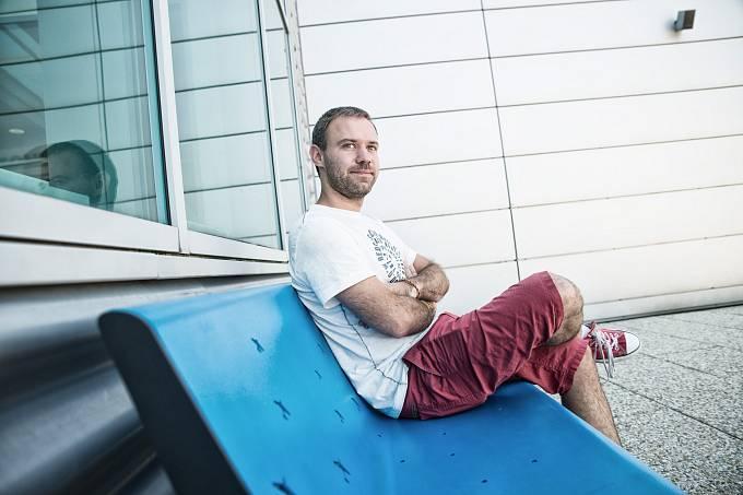 Oliver Dlouhý, zakladatel firmy Skypicker, jednoho z neúspěšnějších startupů současnosti