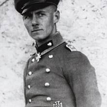 Erwin Rommel v době 1. světové války