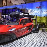 Na ženevském autosalonu se představil model nizozemské společnosti Pal-V