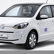 Elektrická miniverze do města – VW e-Up