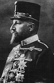 Ferdinand I. Bulharský byl vletech 1887–1908 bulharským knížetem, vletech 1908–1918 bulharským carem.