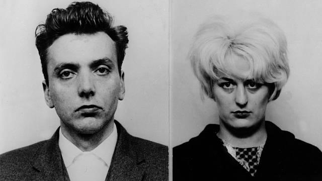 Vrahové z močálů Ian Brady a Myra Hindley
