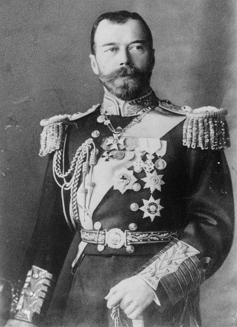 Car Mikuláš II.