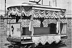 Pohřební tramvaj z Mexika