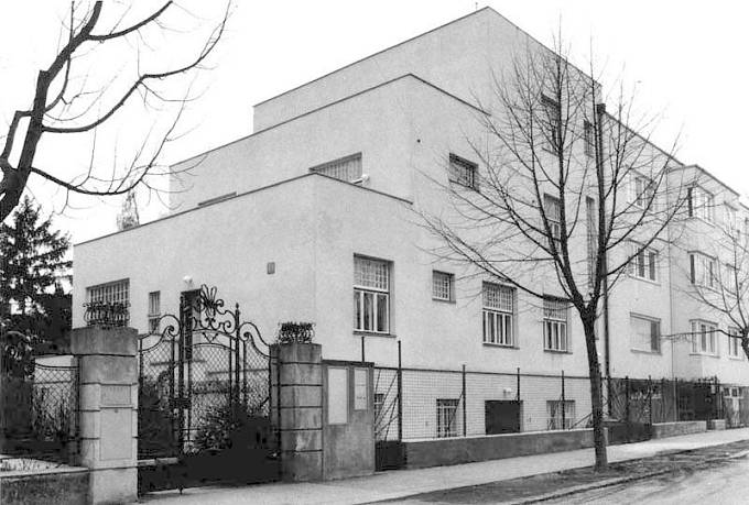 Vila Scheu ve Vídni (1913)