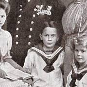Žofie, Maxmilián a Ernst z Hohenbergu