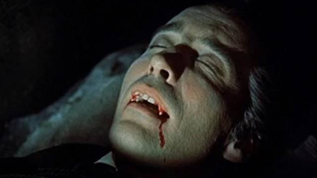 Ilustrační foto - Hrabě Dracula z kultovního filmu 1958