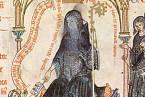 Kunhuta Přemyslovna (1265–1321) se stala abatyší kláštera sv. Jiří na Pražském hradě