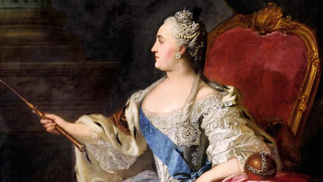 Kateřina II. Veliká