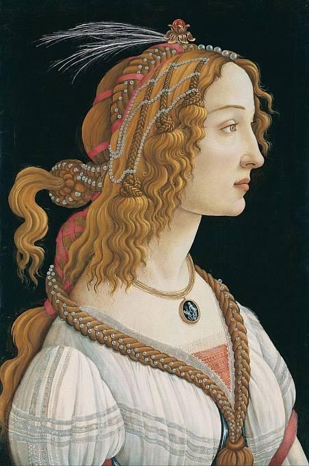 O módu a vůně se obzvlášť zajímaly benátské ženy v době renesance.