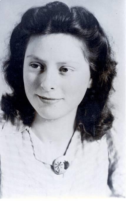 Freddie Oversteegenová se připojila k odboji, když jí bylo teprve čtrnáct