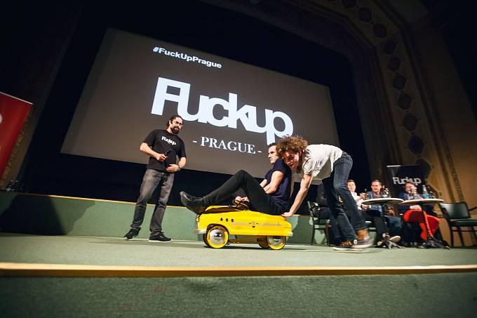 Fuckup Nights Prague