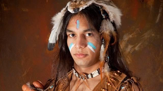 Indián byl v Praze na počátku minulého století nevídaným jevem - ilustrační foto