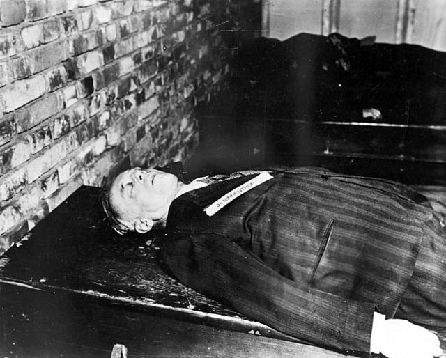 Nejvýše postavený nacista, popravený vNorimberku: Hitlerův ministr zahraničí Joachim von Ribbentrop