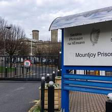 Věznice Mountjoy v Dublinu