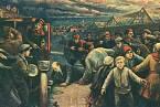 Pokus o atentát na Lenina (Autor: Vladimir Pchelin)