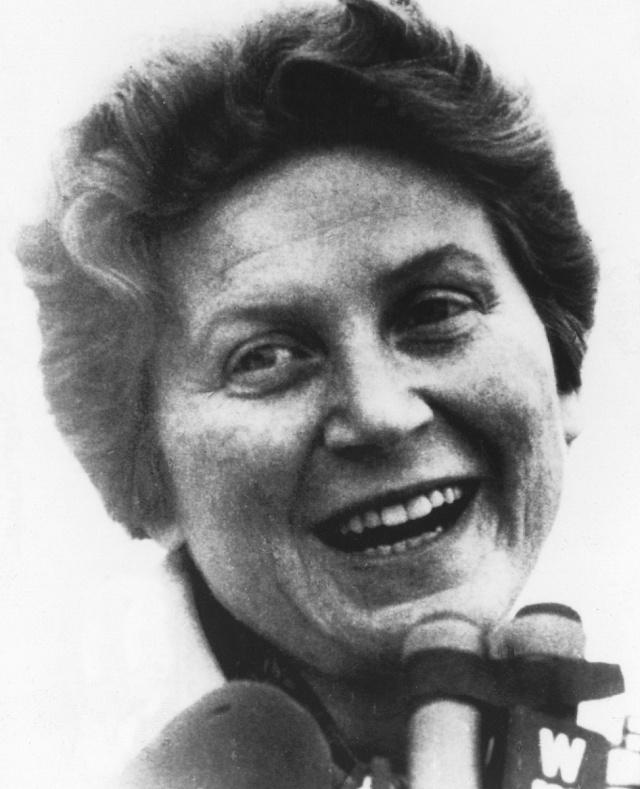 Světlana Stalinová ke konci života odmítala mluvit rusky