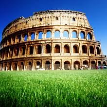 Koloseum je jednou znejvýraznějších památek starověkého Říma, i světa.