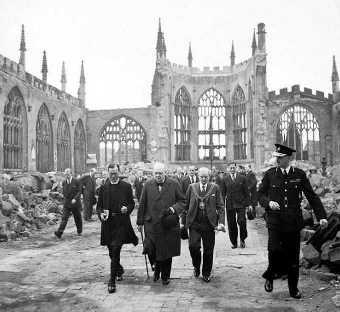 Britové plánovali vyhladit Německo z povrchu zemského