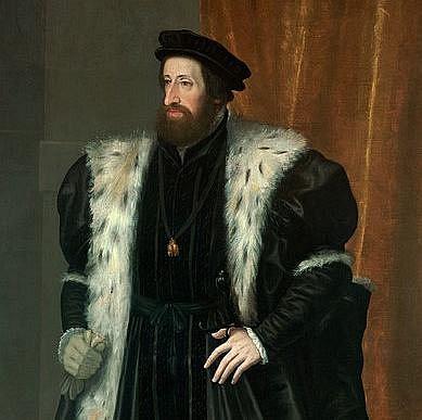 Ferdinand I. Habsburský, energický nástupce Ludvíka Jagellonského