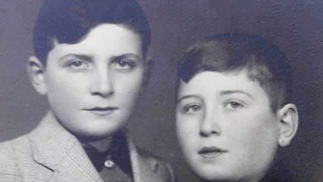 Bratři Jiří a Josef Fišerovi