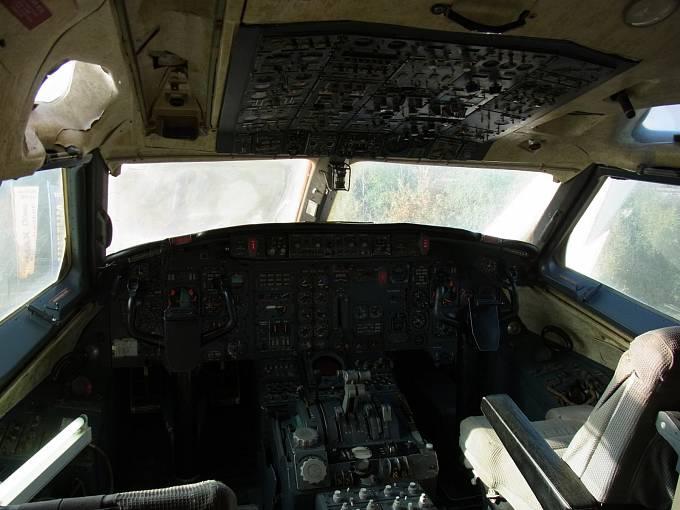 Letadlo se zřítilo vinou posádky
