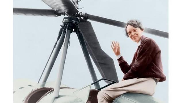 Amelia Eackhart