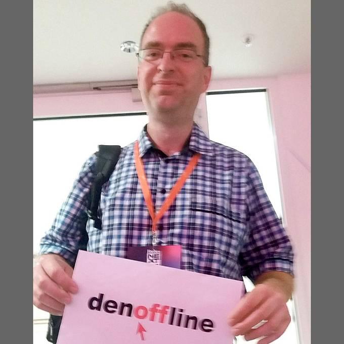 Internetový specialista Patrick Zandl