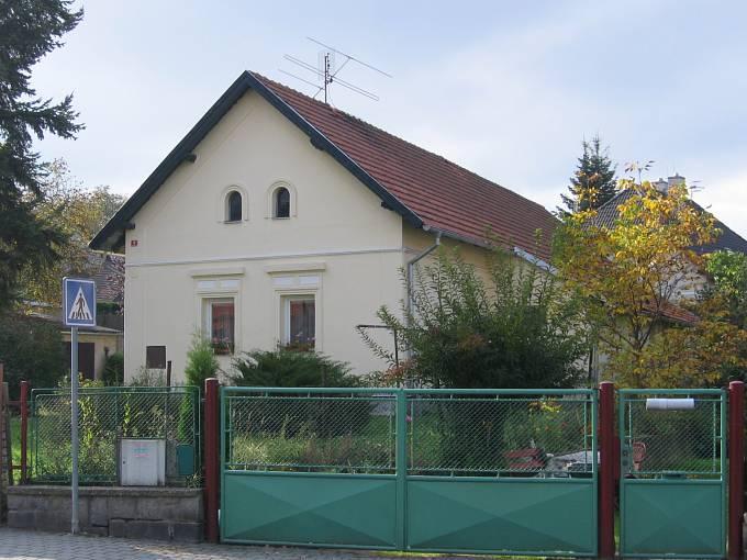 Rodný dům ve Strančicích