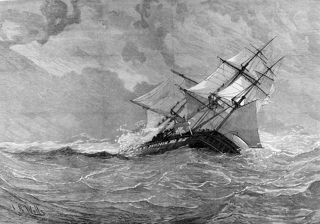 Zkáza lodi Eurydice