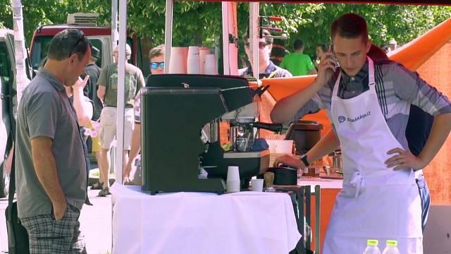 Projekt Slušná káva