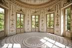 Interiér Malého Trianonu, osobního zámečku Marie Antoinetty