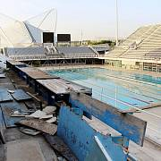 Plavecký bazén, Athény 2004