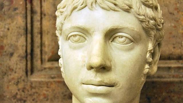 Busta císaře Elagabala